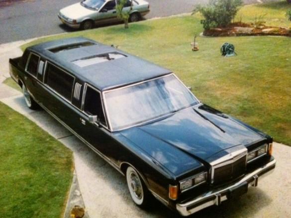 1989 Lincoln Town Car Ondama Shannons Club