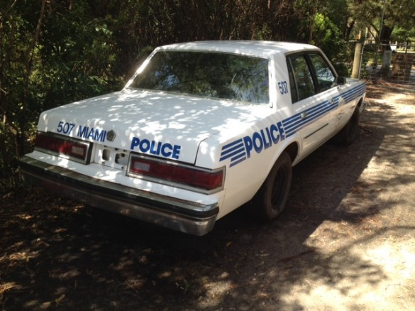 Ex Police Car Auctions >> 1984 Dodge Diplomat - Ondama - Shannons Club