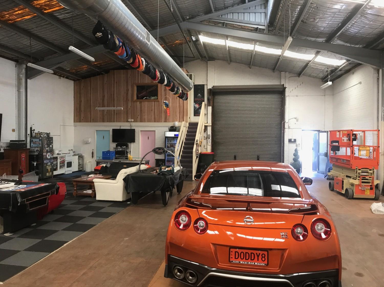2017 Nissan SKYLINE GTR Premium Luxury
