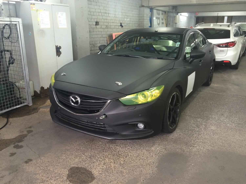 2012 Mazda 6 Diesel Atenza