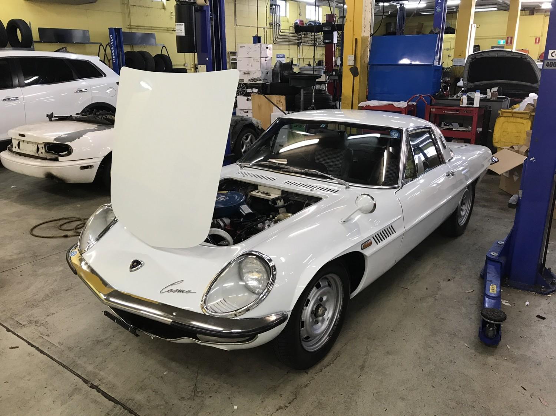 1970 Mazda Cosmo