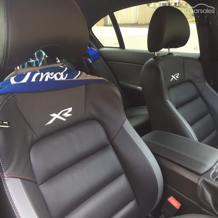 2015 Ford Falcon XR8 FGX