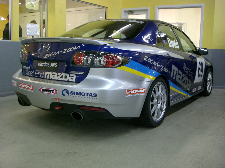 2005 Mazda 6 MPS