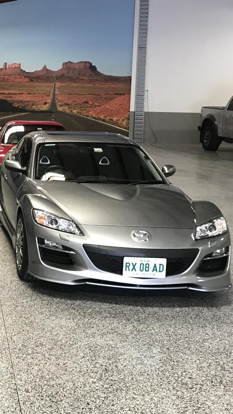 2014 Mazda RX-8 LUXURY