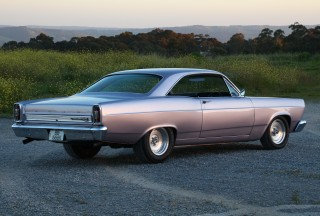 1966 Ford Fairlane 500XL Hardtop