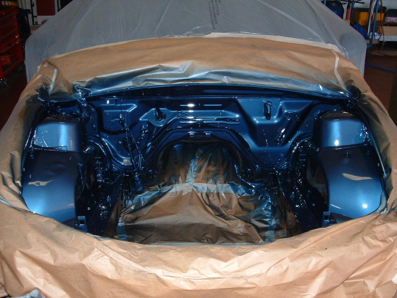 2002 Holden MONARO CV8