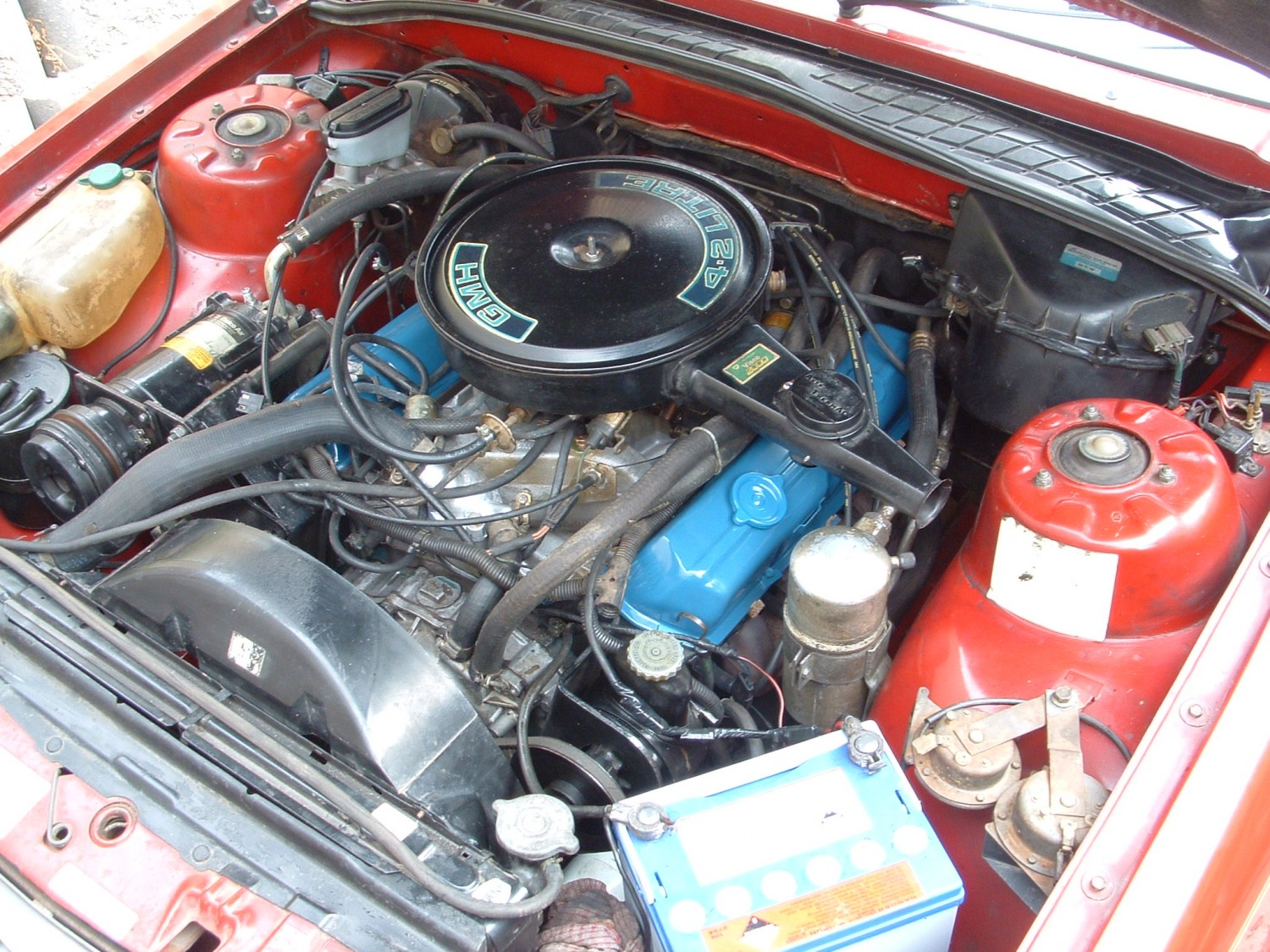 1981 Holden vc commodore sl/e
