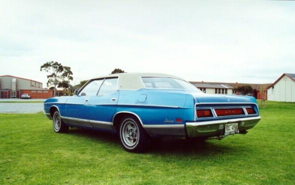 1971 Ford GALAXIE 500