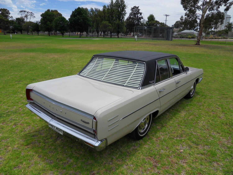1968 Chrysler Valiant VIP