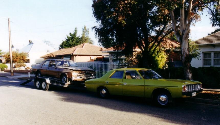 1974 Holden PREMIER