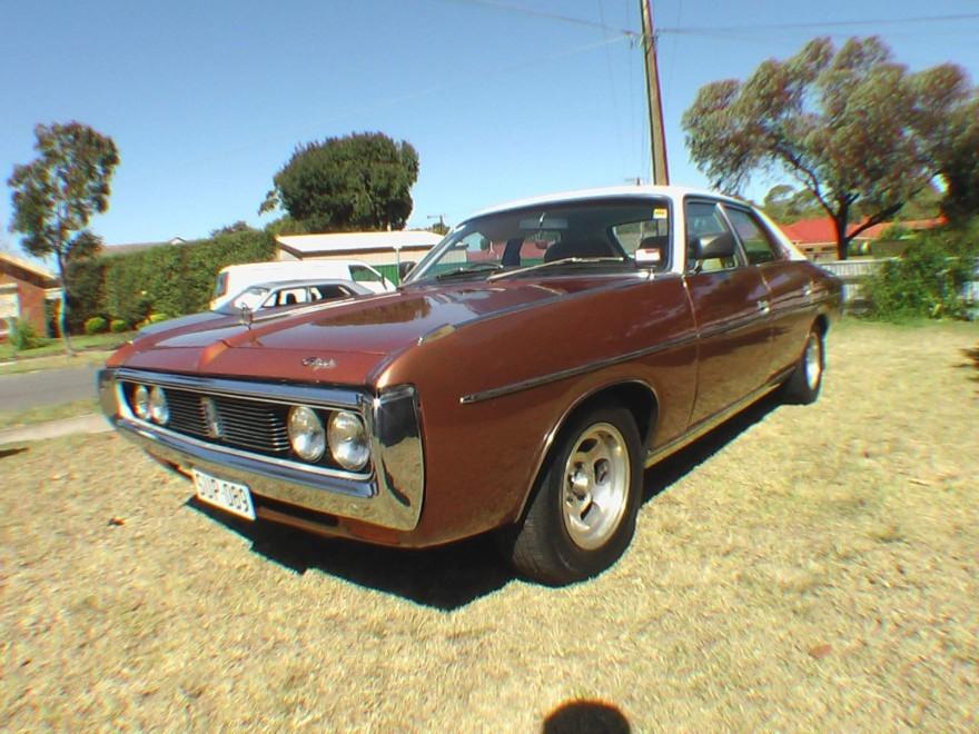 1974 Chrysler CHRYSLER