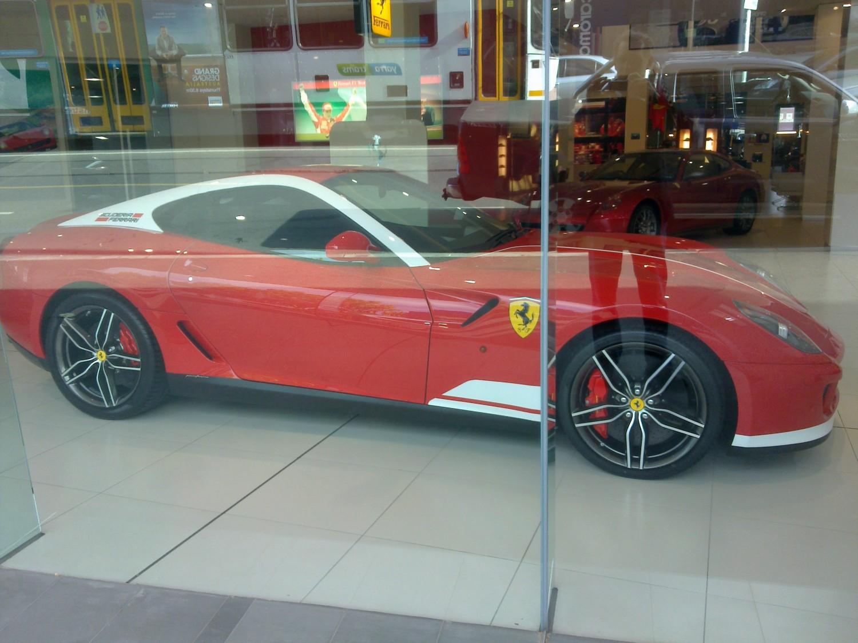 2010 Ferrari x