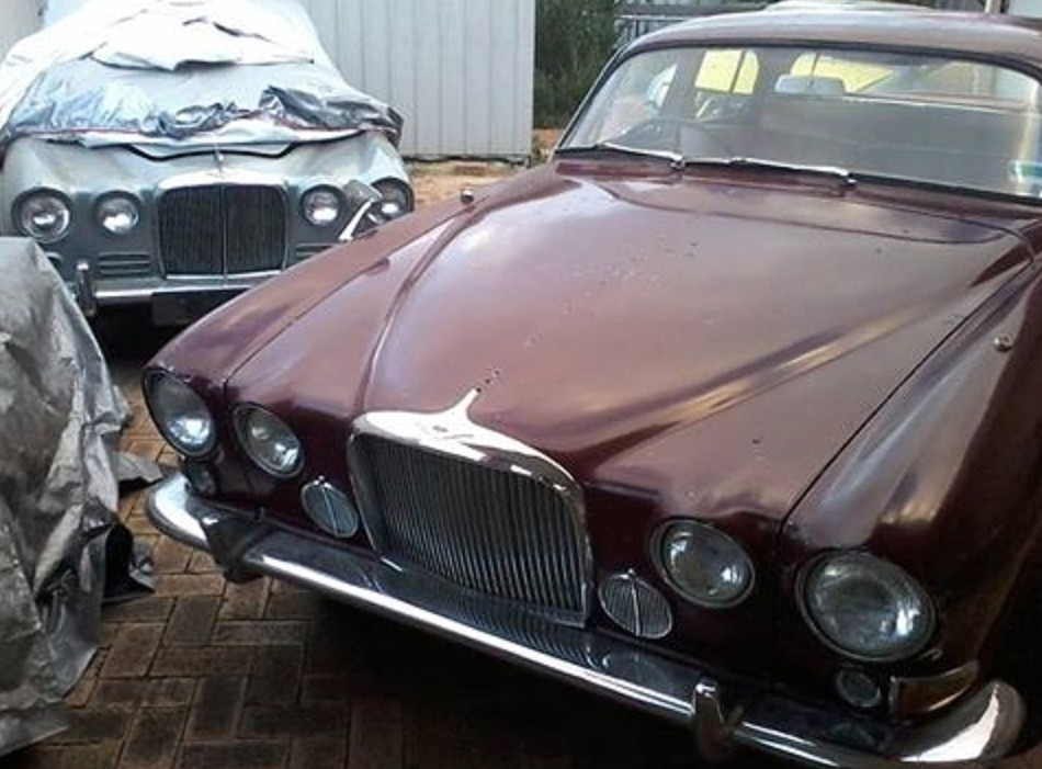 1963 Jaguar Mark X - THEENTHUSIAST - Shannons Club