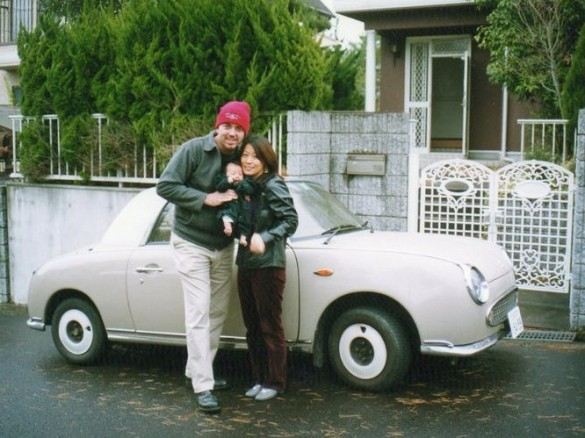 1991 Nissan Figaro - THEENTHUSIAST - Shannons Club