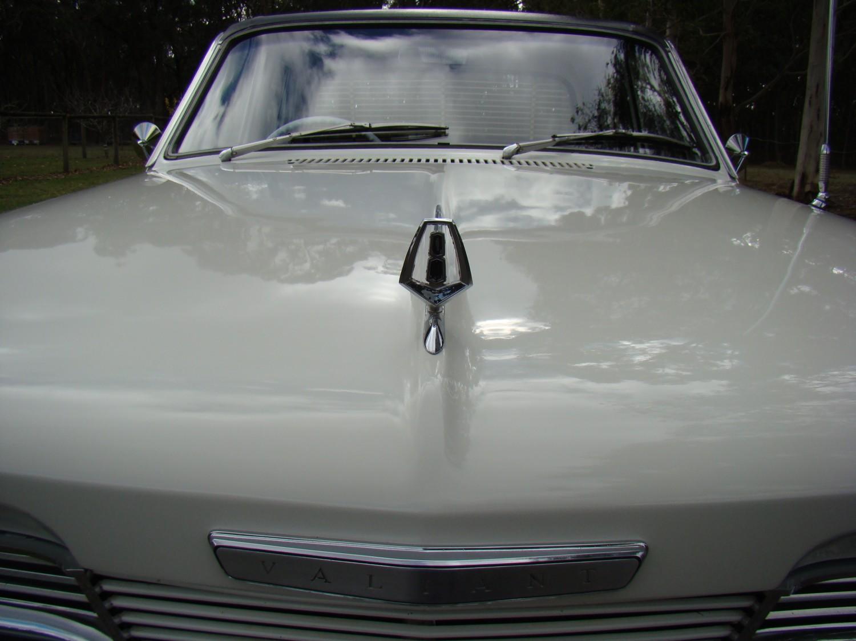 1965 Chrysler AP6 V8