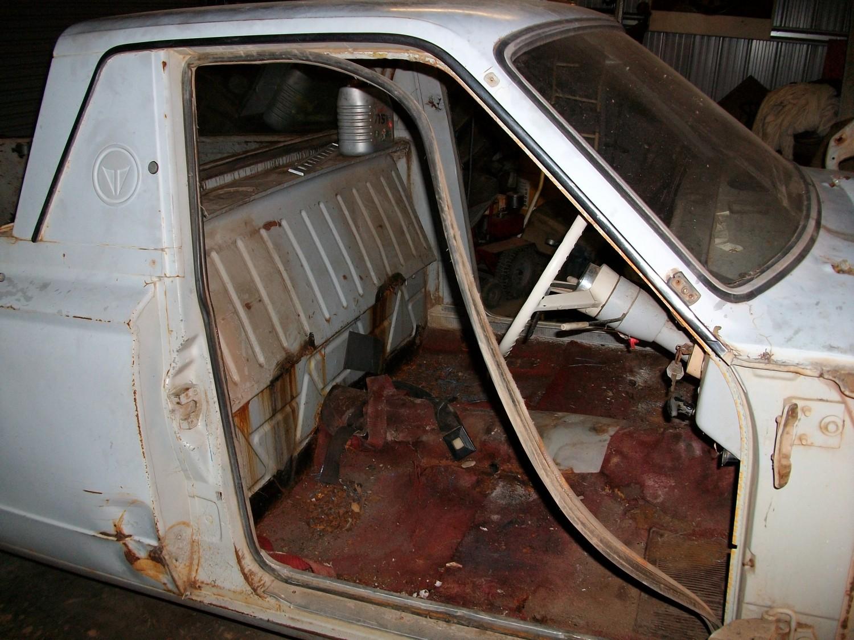 1966 Chrysler VALIANT AP6 UTE