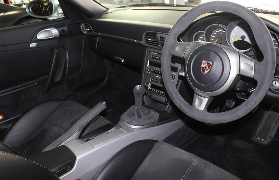 2007 Porsche 997 GT3