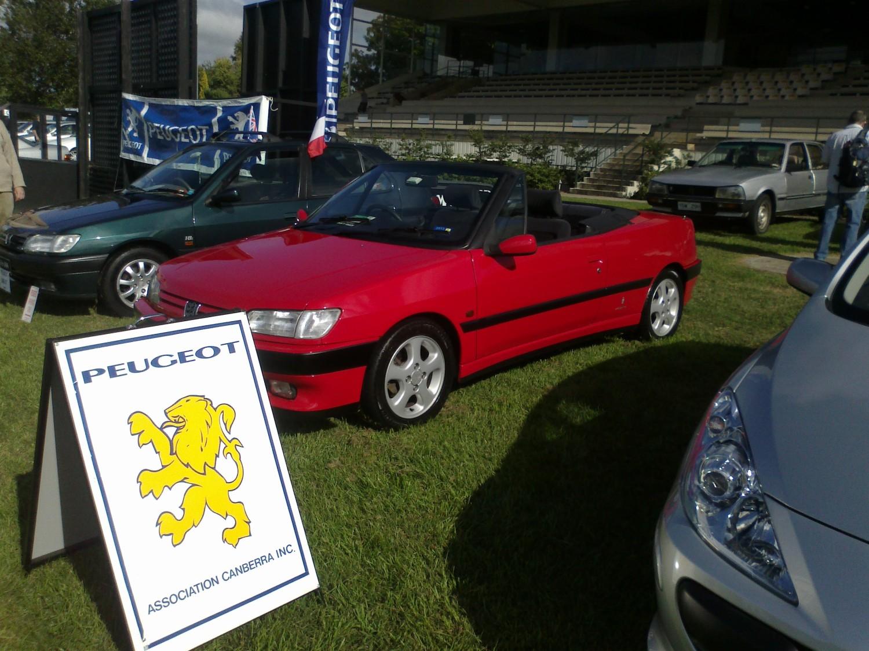 1996 Peugeot N3 Cabriolet