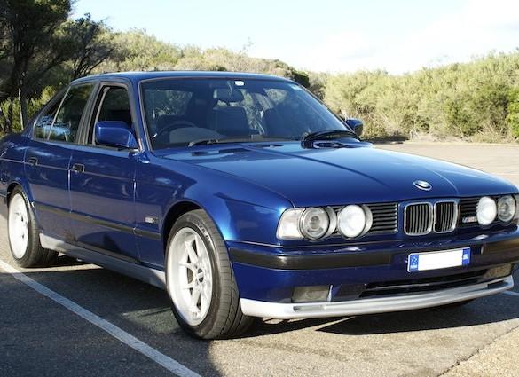 BMW M EM Shannons Club - 1990 bmw m5