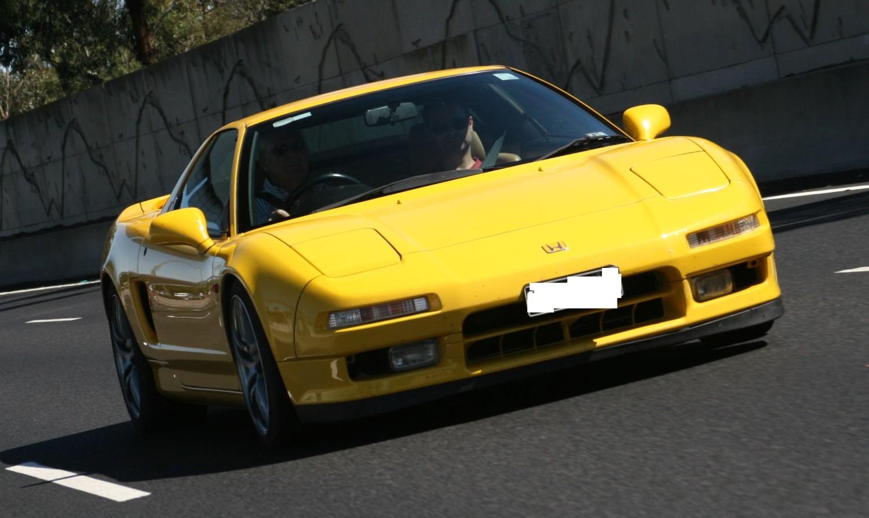 1999 Honda NSX