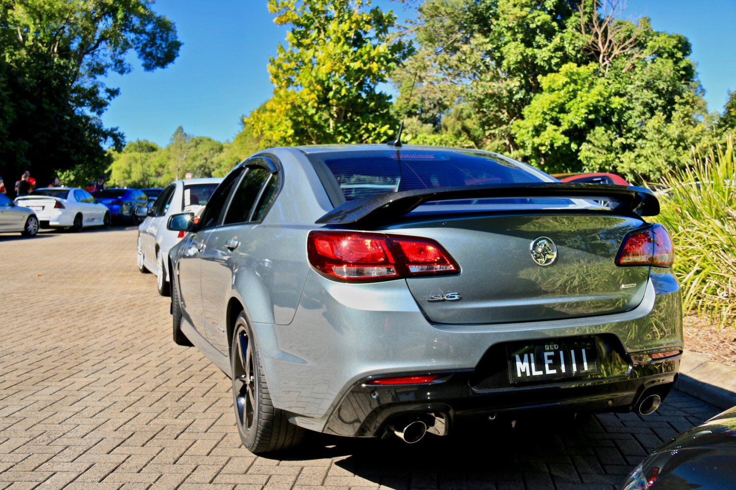 2016 Holden Commodore, Sv6, Black Edition - MitchEsler - Shannons Club