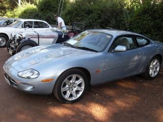 1997 Jaguar XK 8