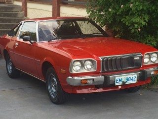 1975 Mazda 121