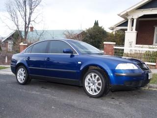 2003 Volkswagen Passat Turbo
