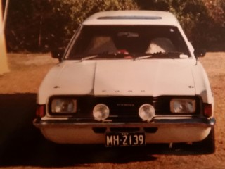 1974 Ford CORTINA XL