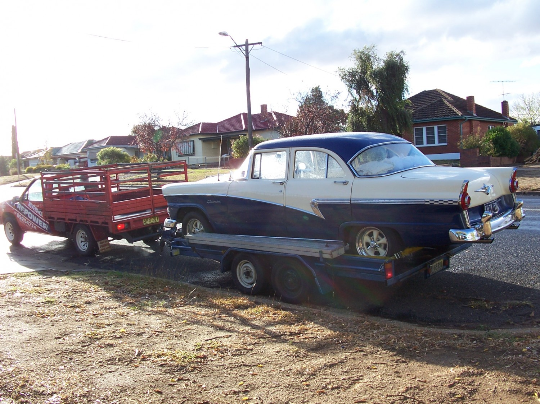 1959 Ford Customline