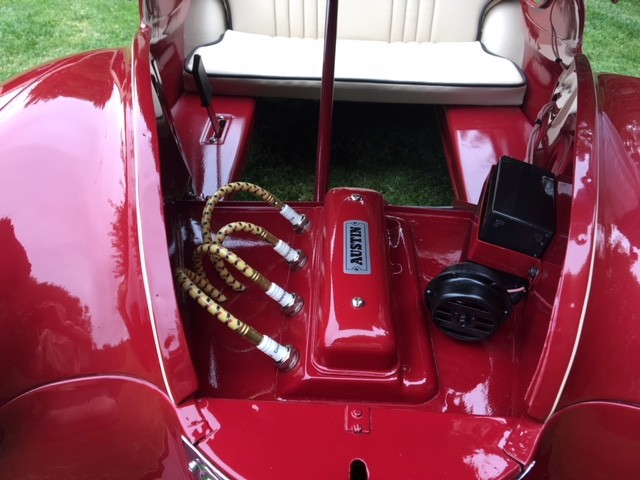 1950 Austin J40