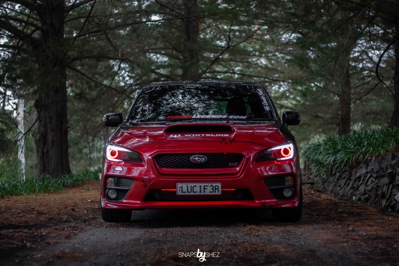 2015 Subaru IMPREZA WRX STI VERSION VI