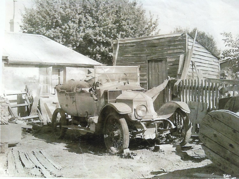 1913 Siddeley Deasy Tourer