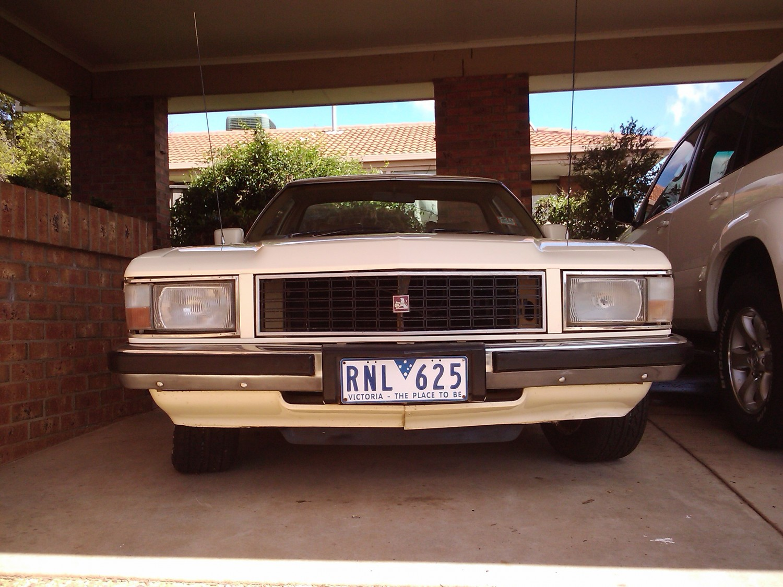 1981 Holden WB KINGSWOOD