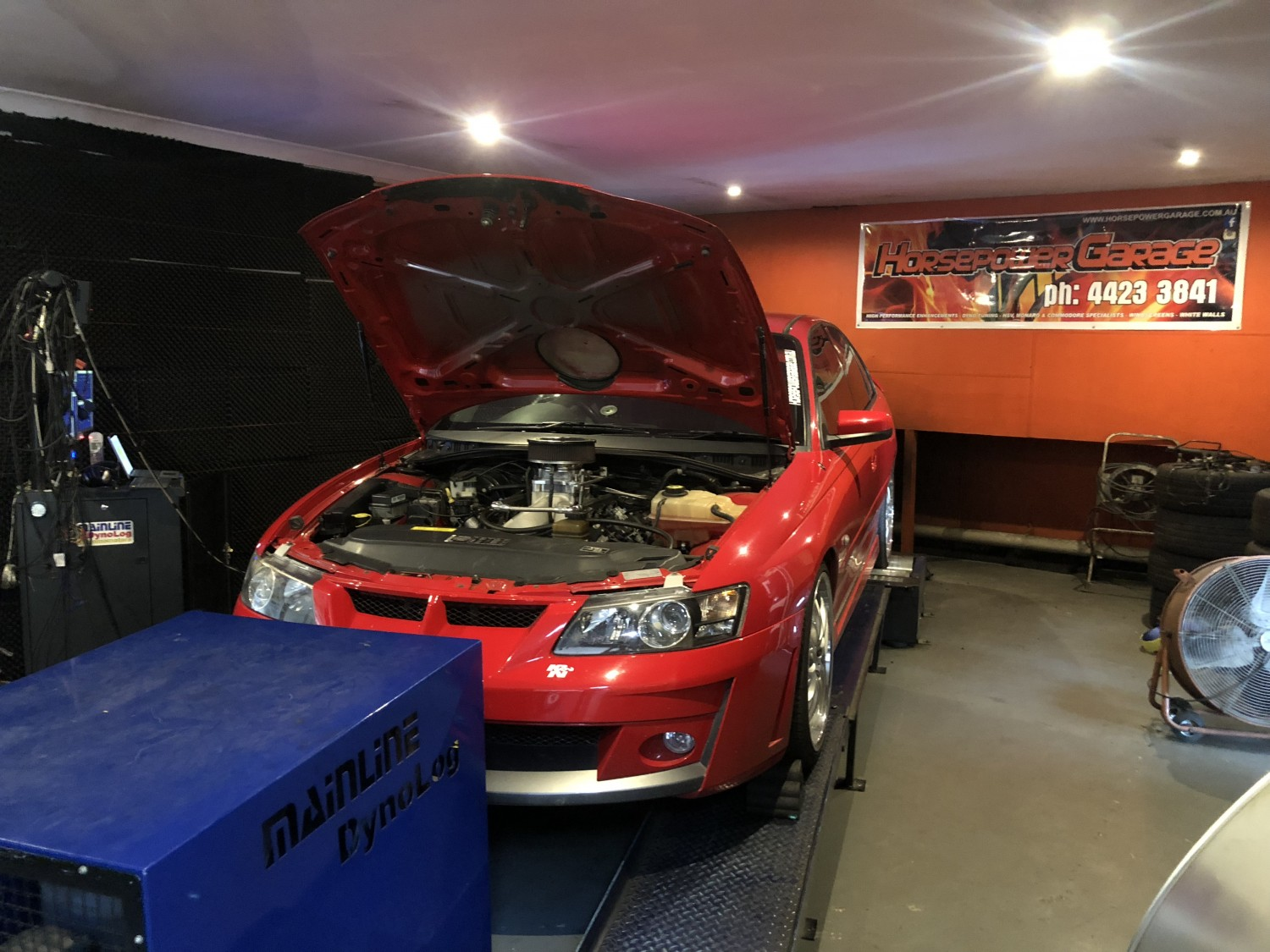 2003 Holden Special Vehicles CLUBSPORT