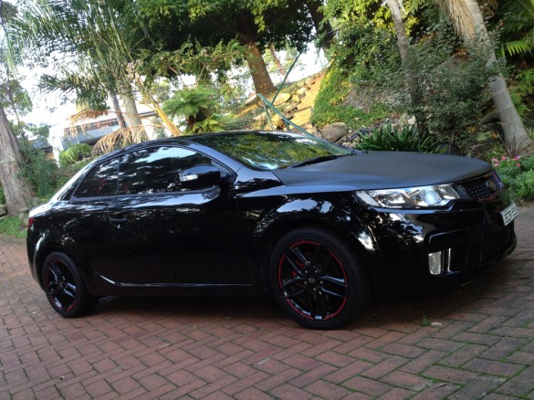 2010 kia cerato koup twiceasnice shannons club for Garage kia 95