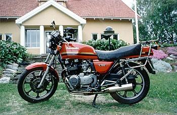 1983 Kawasaki 738cc Z750 L2