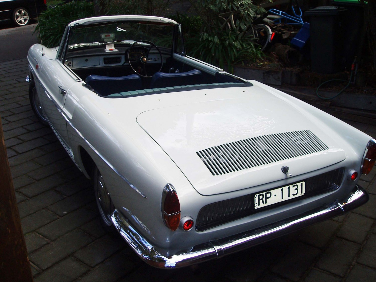 1963 Renault Caravelle - Caravelle - Shannons Club