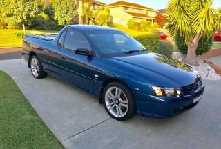 2003 Holden VY S Ute Series I