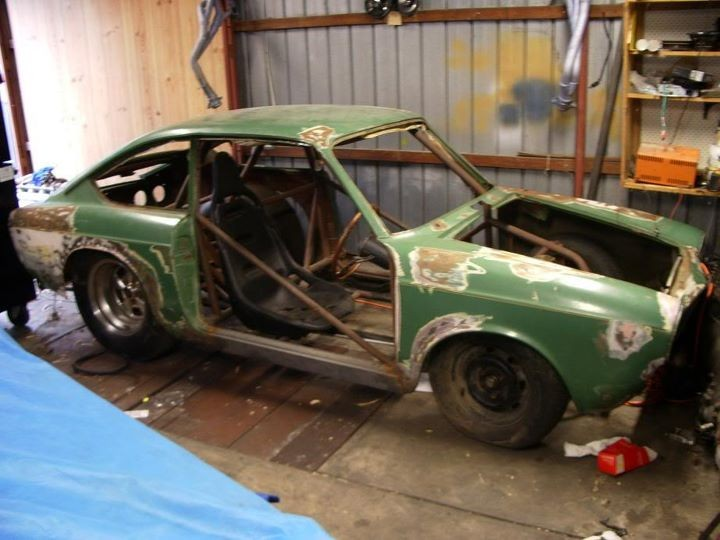 1969 Fiat 850 of Death