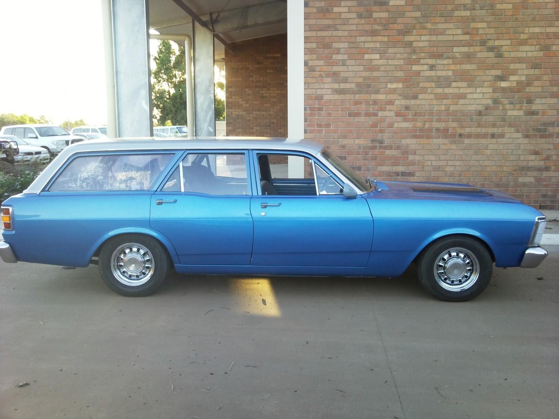 1969 Ford Xw Falcon 500 Animal Shannons Club