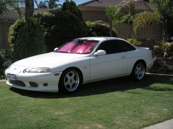 1994 Toyota SOARER GT LEXUS SC400  Filbee56  Shannons Club