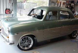 1956 Ford MK1 Zephyr