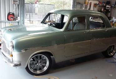 1956 Ford Mk1 Zephyr Skylinenut Shannons Club
