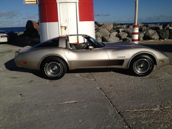 1982 Chevrolet Corvette Stingray Jamesjac Shannons Club