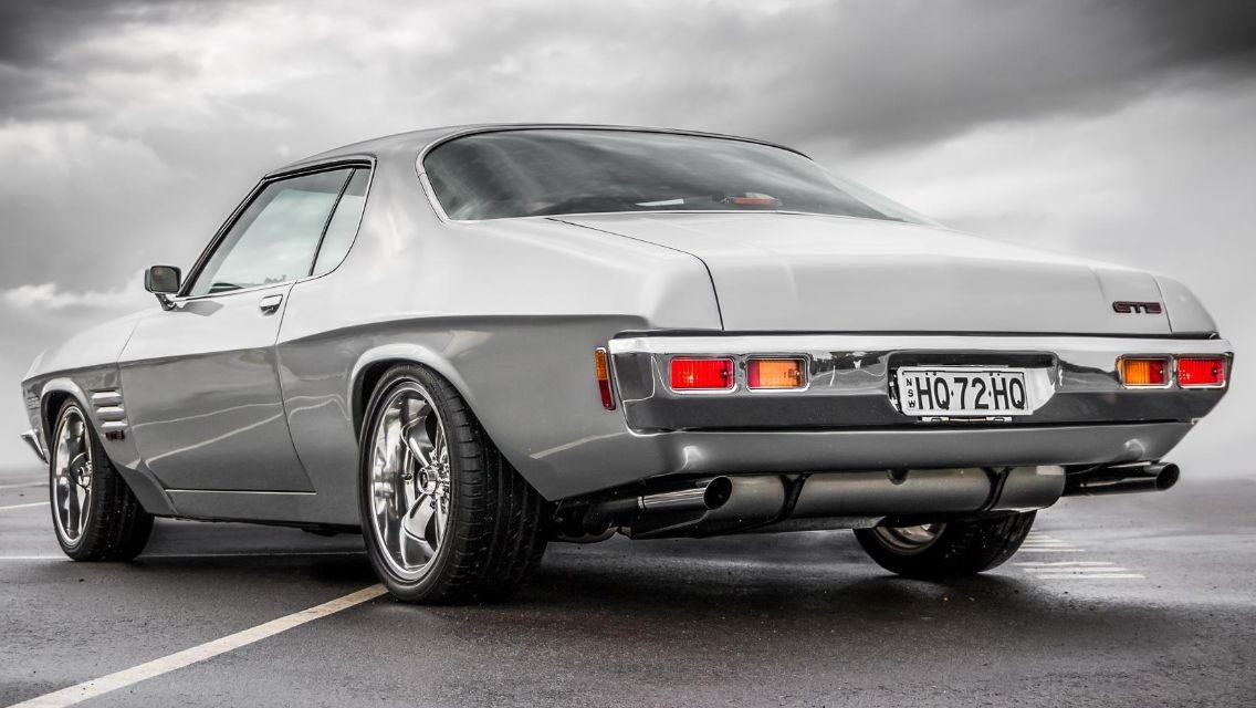 1972 Holden HQ MONARO