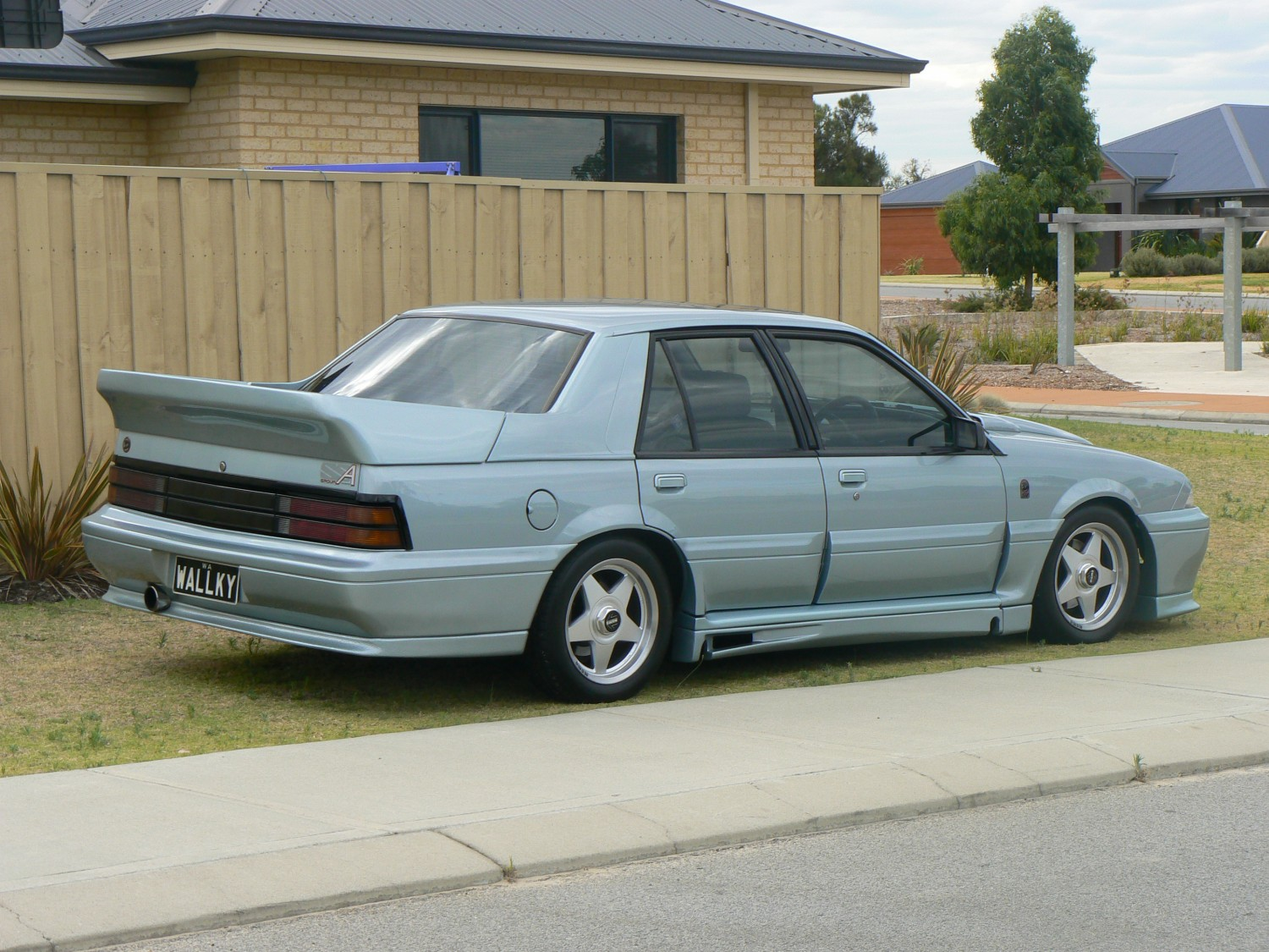 1988 Holden Special Vehicles VL SS Group A SV - Walkinshaw