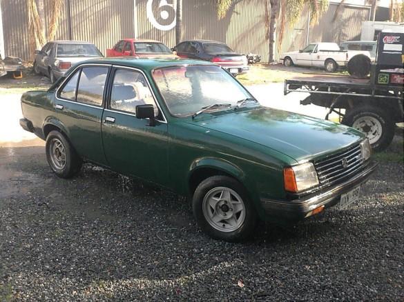 1984 holden gemini sl the trev shannons club for Gemini garage door motor manual