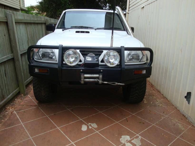 1999 Nissan PATROL (4x4)