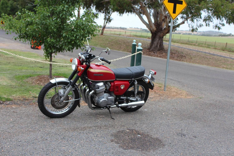 1970 Honda CB 750 KO